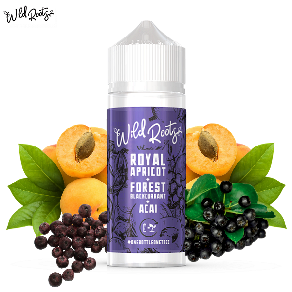 Wild Roots Royal Apricot E-Liquid