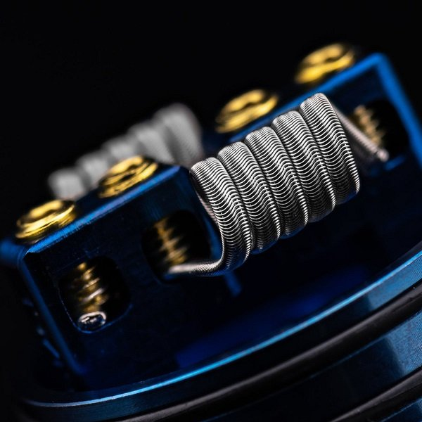 Alien Framed Staple Coils Dual