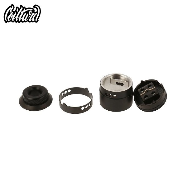 Coilturd An RDA For Vaping Spezifikation