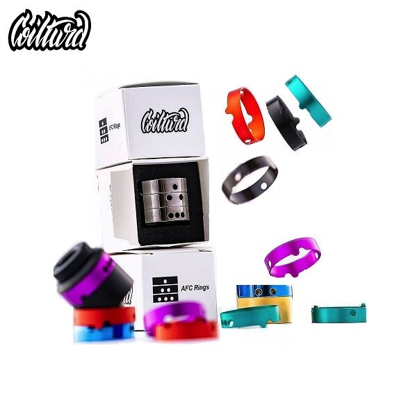 Coilturd An RDA For Vaping AFC Rings Titel