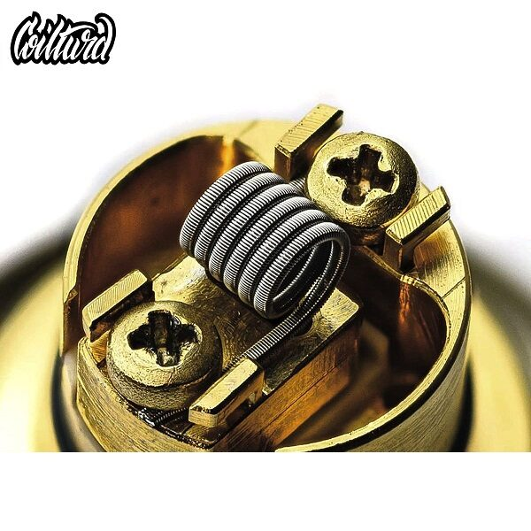 Coilturd MTL Fused Clapton Coils USA