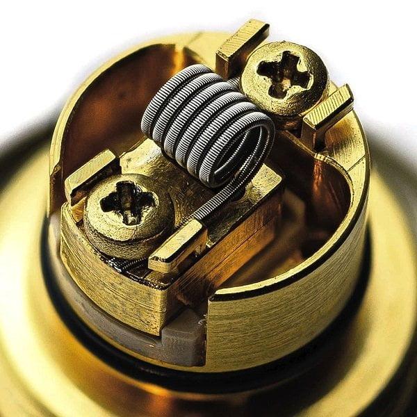 Coilturd MTL Fused Clapton Coils 0.75 Ohm