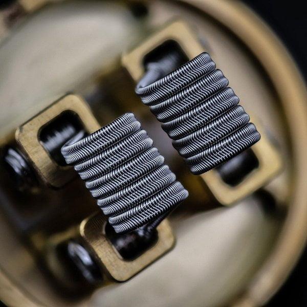 Coilturd Tri Core Alien Coils Dual