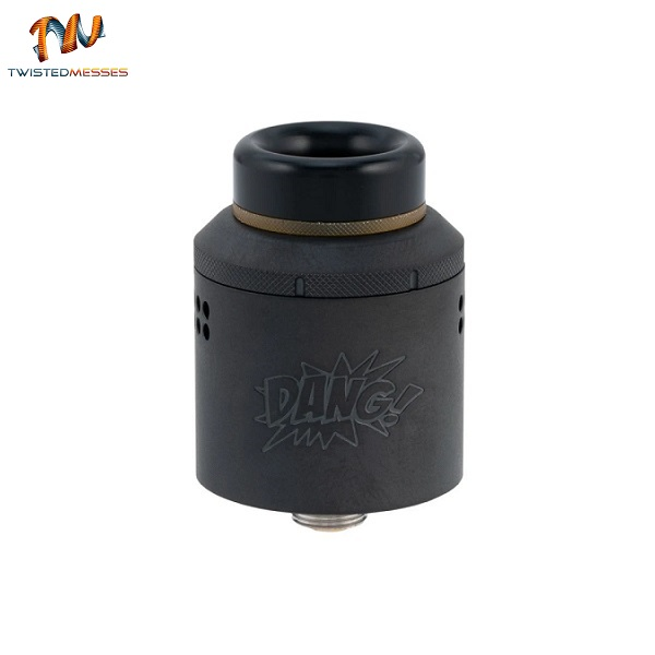 Twisted Messes Dang RDA Black