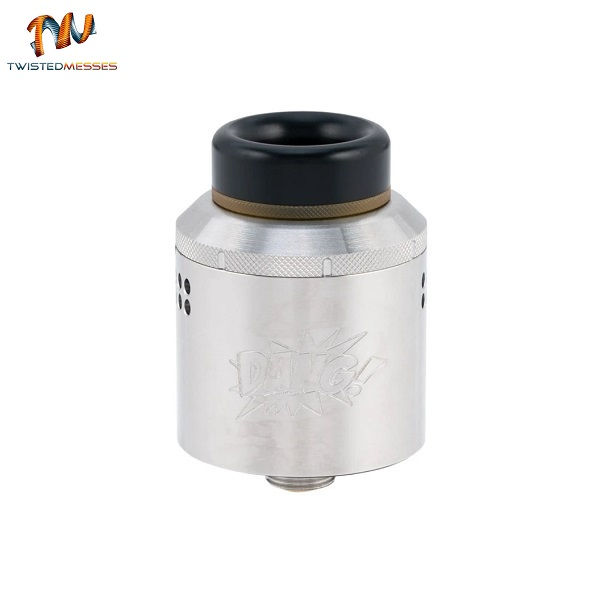 Twisted Messes Dang RDA Stainless Steel