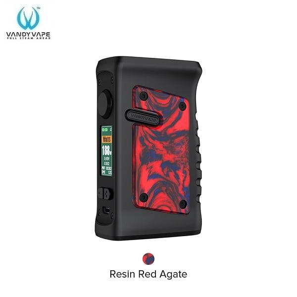 Vandy Vape Jackaroo Dual Resin Red Agate