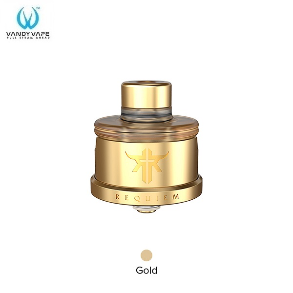 Vandy Vape Requiem RDA Gold