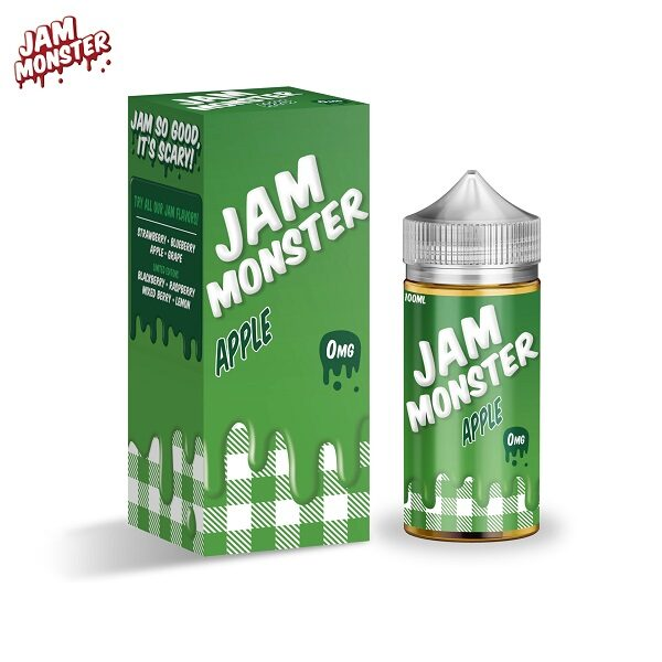 Jam Monster Apple E-Liquid