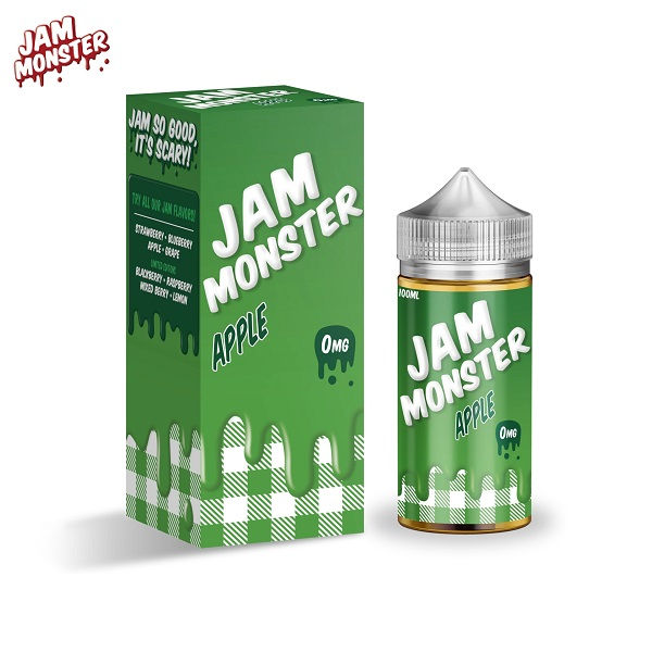 Jam Monster Apple E-Liquid