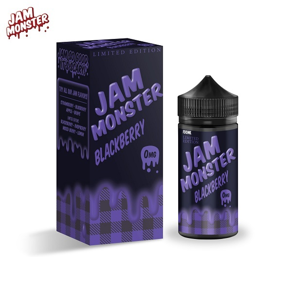 Jam Monster Blackberry E-Liquid