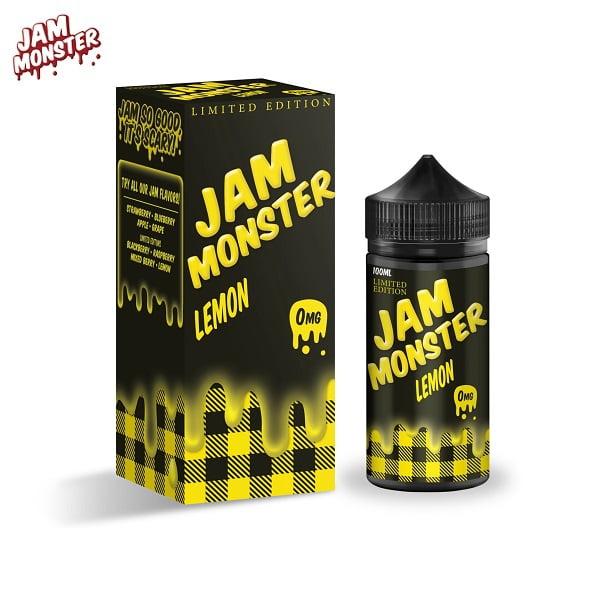 Jam Monster Lemon E-Liquid