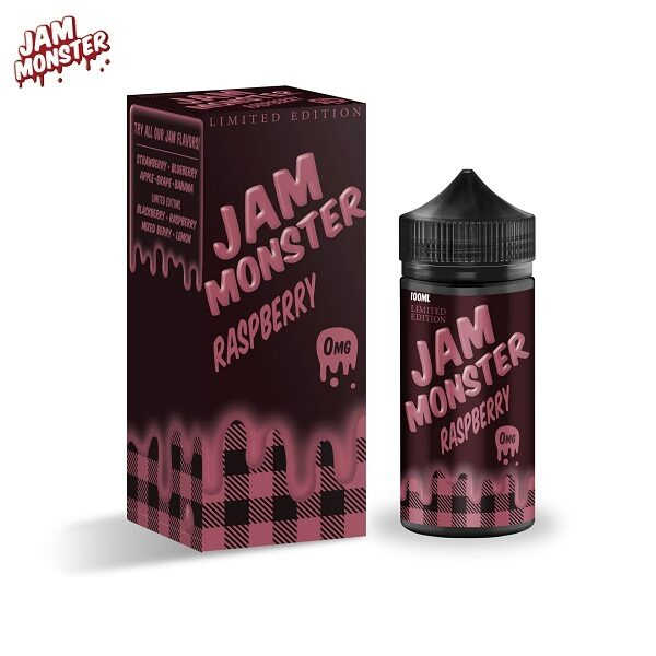 Jam Monster Raspberry E-Liquid