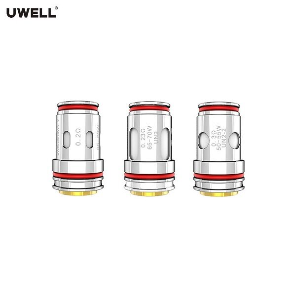 Uwell Crown 5 Coils Titel