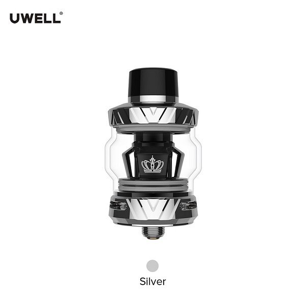 Uwell Crown 5 Silver