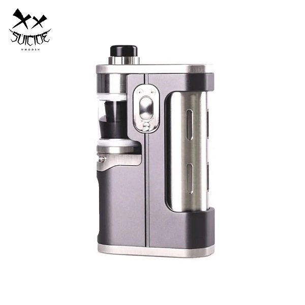 Suicide Mods Abyss AIO Storm Grey