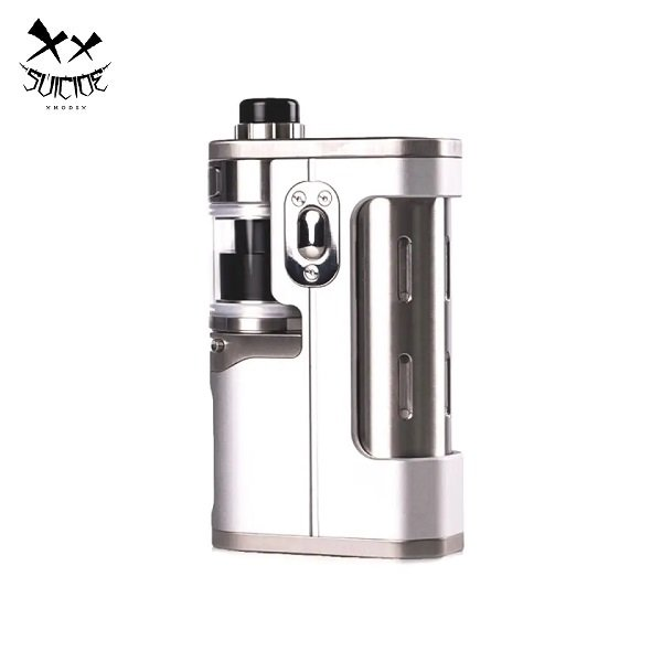 Suicide Mods Abyss AIO Classic Silver