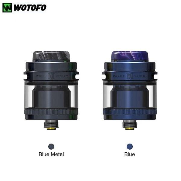 Wotofo Profile M Top Airflow