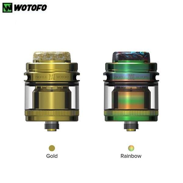 Wotofo Profile M Single Coil
