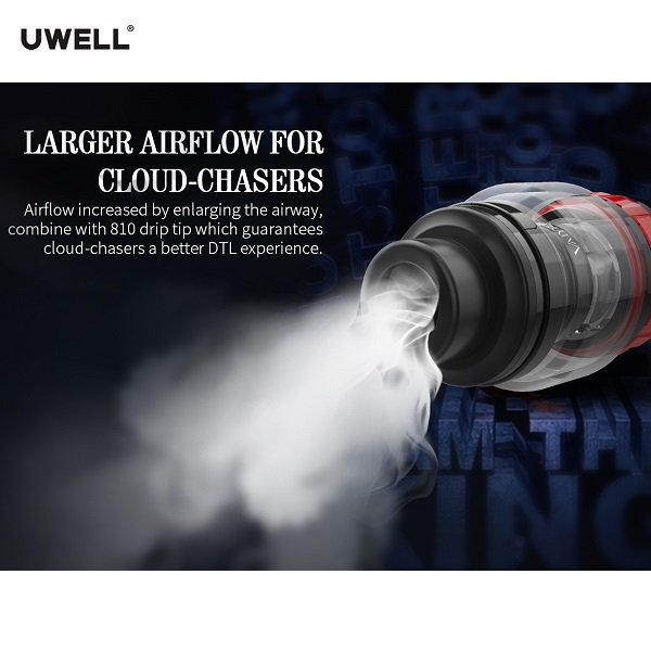 Uwell Valyrian 2 Pro Airflow