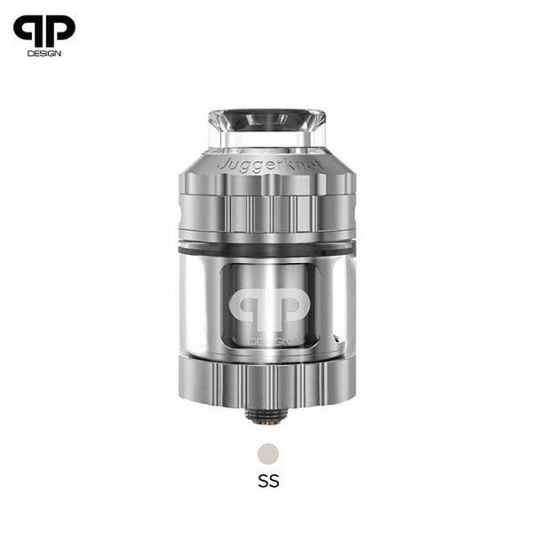 QP Design Juggerknot MR Stainless Steel