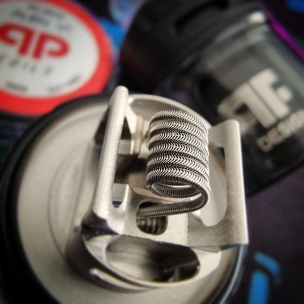 QP Design Juggerknot MR Single Coil