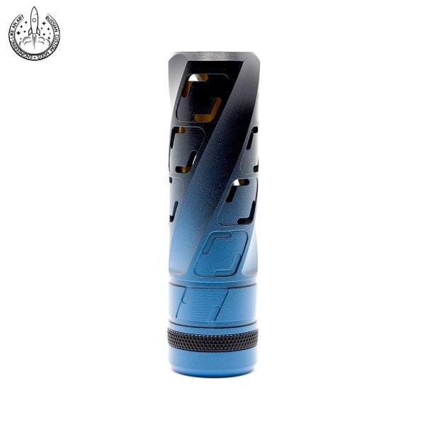 Russian Custom Mods Infinty Twist Gradient Black Blue