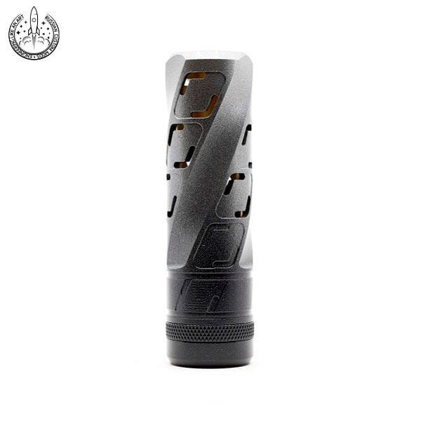 Russian Custom Mods Infinty Twist Gradient Black Blue Metallic