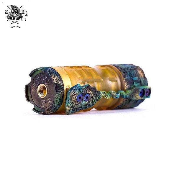 Rockvape Swordfish Rainbow Koi Mech