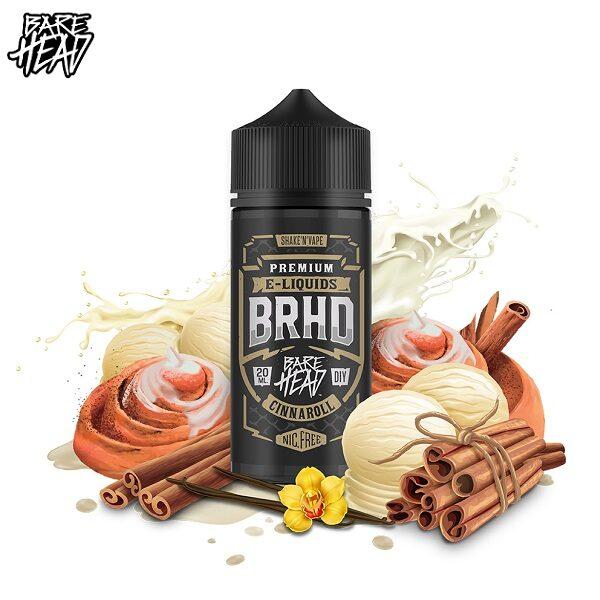 Barehead Cinnaroll Aroma