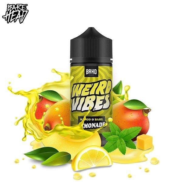 Barehead Mango Basil Lemonade
