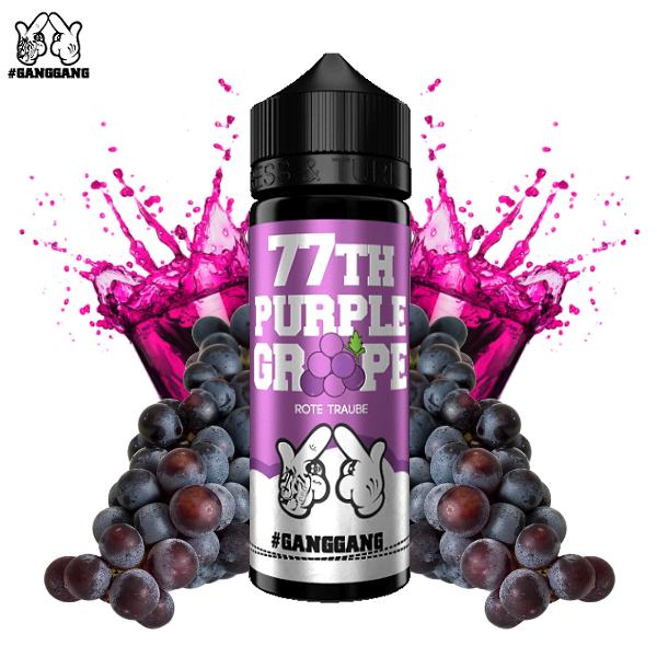 GangGang 77th Purple Grape E-Liquid