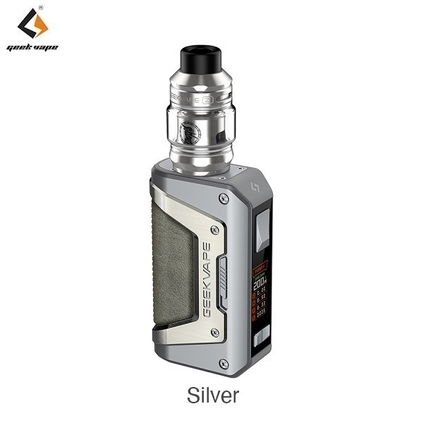 Geekvape Aegis Legend 2 Silver