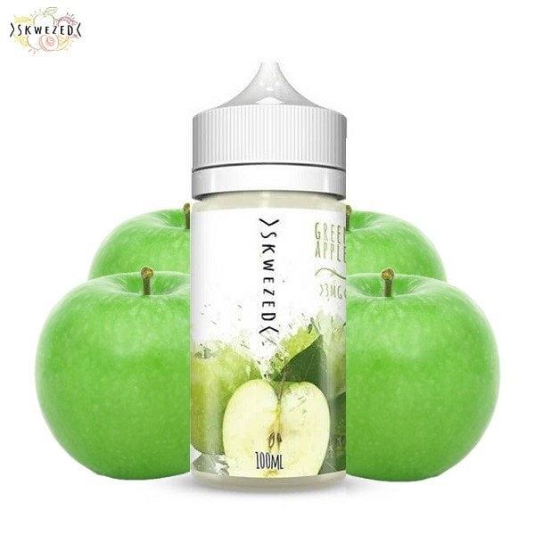Skwezed Green Apple E-Liquid