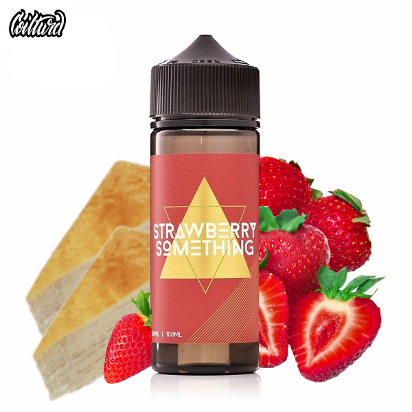 Coilturd Strawberry Something E-Liquid