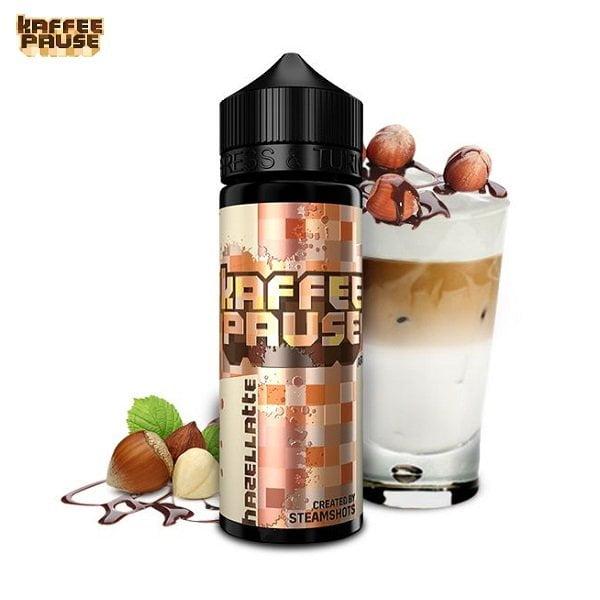 Kaffeepause Hazellatte E-Liquid