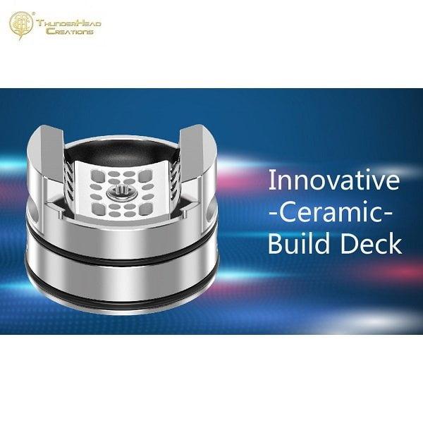 THC Tauren Max RDA Clamp Deck