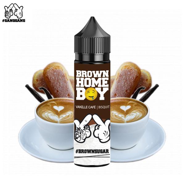 GangGang Brown Homeboy Brownsugar