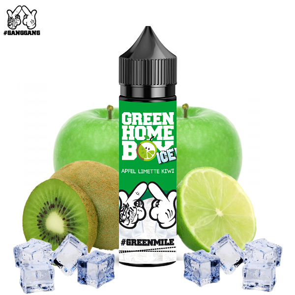 GangGang Green Home Boy Iced Greenmile