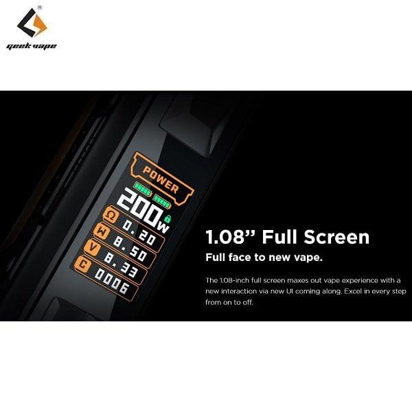 Geekvape L200 Akkutraeger 200 Watt