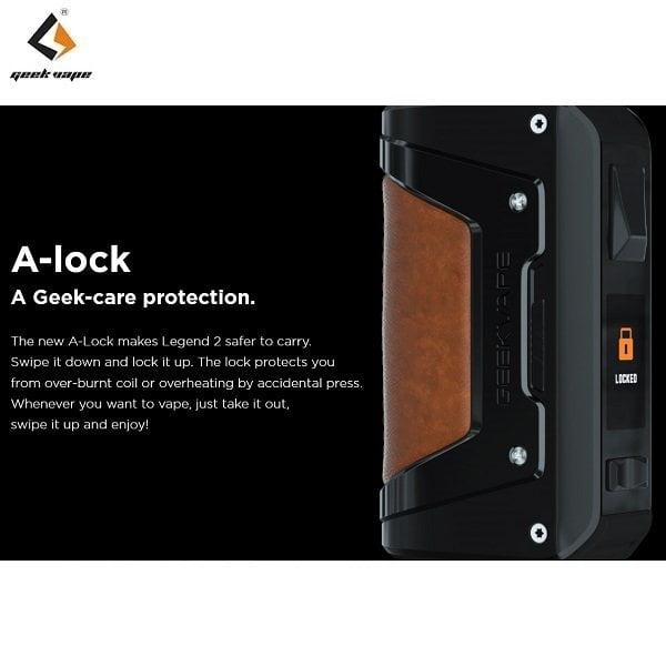Geekvape L200 Akkutraeger 18650