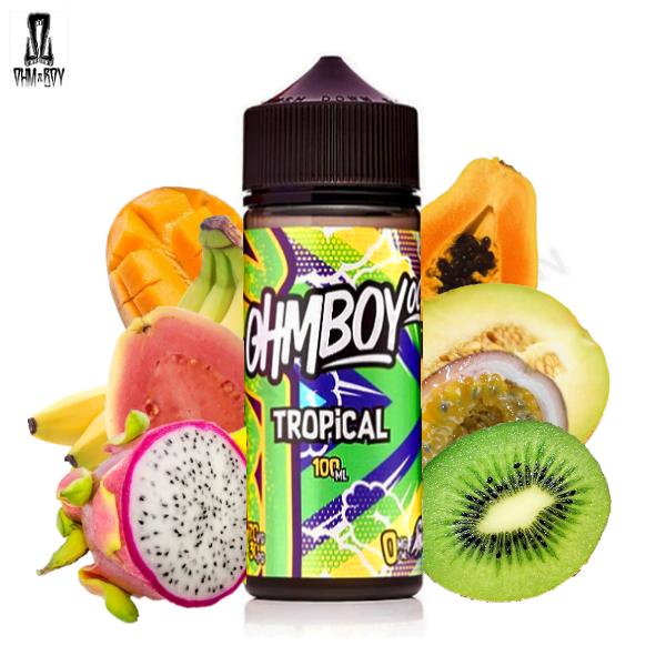 Ohmboy OC Tropical E-Liquid