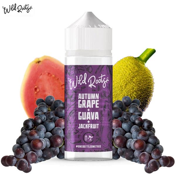 Wild Roots Autumn Grape E-Liquid