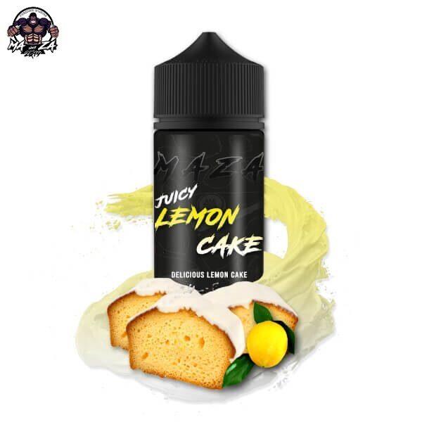 Maza Juicy Lemon Cake Longfill